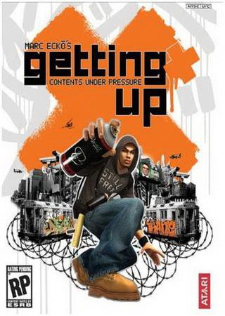 Marc Ecko's Getting Up: Contents Under Pressure (2006) Скачать Торрент