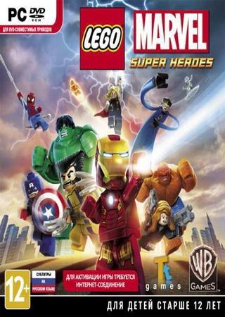 LEGO Marvel Super Heroes (2013) Лицензия Скачать Торрент