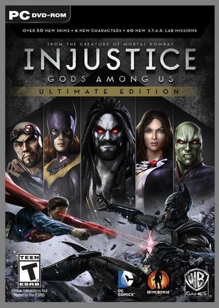 Injustice: Gods Among Us. Ultimate Edition [Update 5] ( ... Скачать Торрент