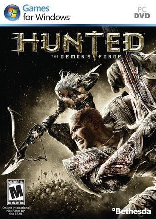 Hunted: The Demons Forge (2011) Скачать Торрент
