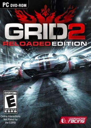 GRID 2 RELOADED Edition (2014) Скачать Торрент