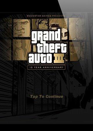 Grand Theft Auto 3 (2011) Android Скачать Торрент