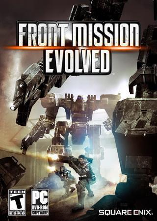 Front Mission Evolved (2010) RePack от R.G. Element Arts Скачать Торрент