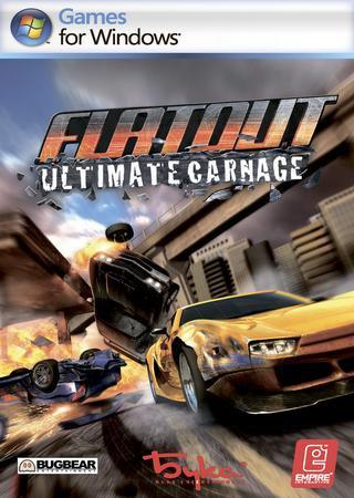 FlatOut: Ultimate Carnage (2008) RePack от R.G. ReCodin ... Скачать Торрент