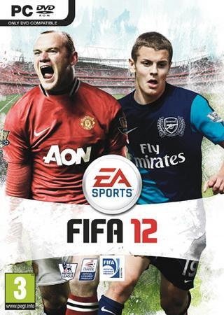 FIFA 12 (2011) RePack от GUGUCHA