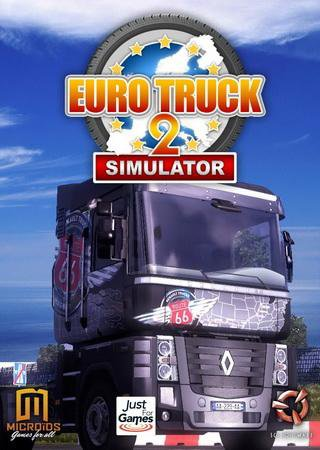 Euro Truck Simulator 2 [v1.21.1.2s] (2013) SteamRip Скачать Торрент
