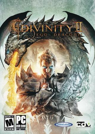 Divinity 2: Ego Draconis (2009) Скачать Торрент
