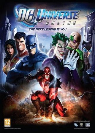 DC Universe Online [от 01.02.2013] (2011) Скачать Торрент