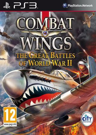 Combat Wings: The Great Battles of World War 2 (2013) PS3