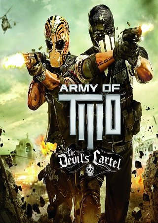 Army of Two: The Devil's Cartel (2013) PS3 Скачать Торрент