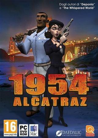 1954 Alcatraz (2014) RePack by SeregA-Lus Скачать Торрент