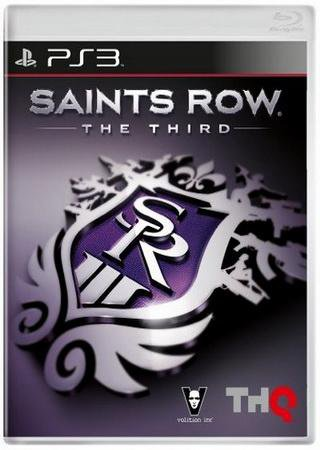 Saints Row: The Third (2011) PS3