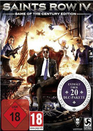 Saints Row 4: Game of the Century Edition [v.1.0.6.1] ( ... Скачать Торрент