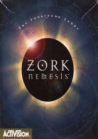 Zork Nemesis: The Forbidden Lands (1996) Скачать Торрент
