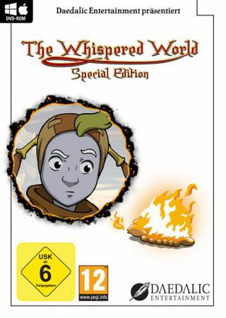 The Whispered World - Special Edition (2014) RePack от R.G. Механики Скачать Торрент