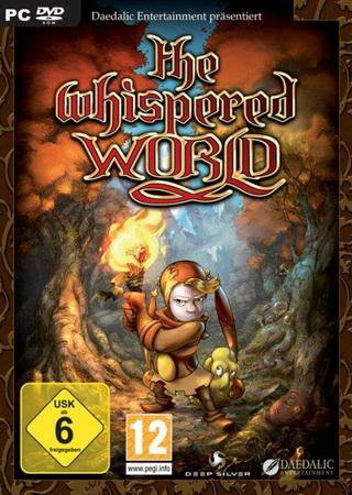 The Whispered World (2010) RePack от R.G. Catalyst Скачать Торрент