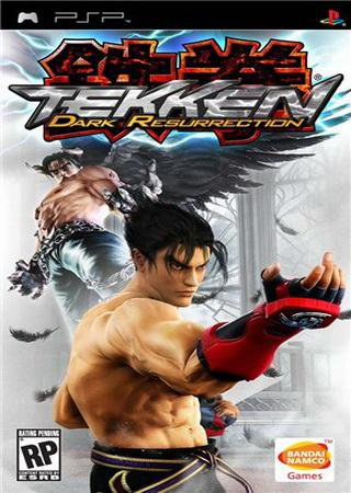 Tekken: Dark Resurrection (2006) PSP RePack