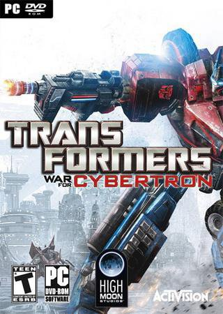 Transformers: War for Cybertron (2010) Скачать Торрент