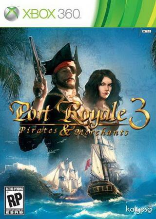 Port Royale 3: Pirates and Merchants (2012) XBox360 Скачать Торрент