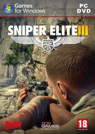 Sniper Elite 3 [v 1.15а + DLC] (2014) SteamRip от Let'sPlay Скачать Торрент