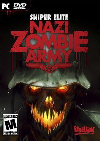 Sniper Elite: Nazi Zombie Army [v 1.06] (2012) RePack от Audioslave Скачать Торрент