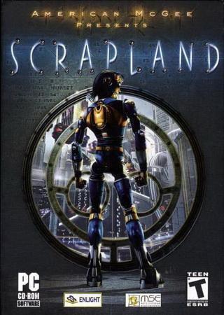 Scrapland (2005) Repack от R.G. Catalyst Скачать Торрент