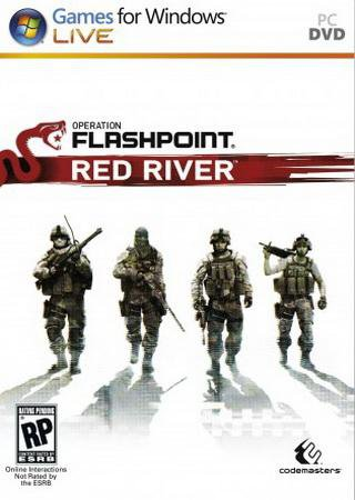 Operation Flashpoint: Red River [v 1.02] (2011) RePack от R.G. Element Arts Скачать Торрент