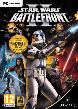 Star Wars: Battlefront 2 (2005) Repack by MOP030B от Zlofenix Скачать Торрент
