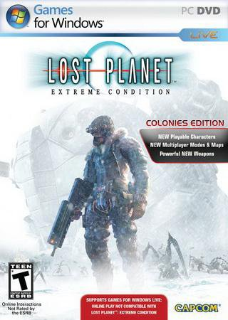 Lost Planet: Extreme Condition Colonies Edition (2008) Скачать Торрент