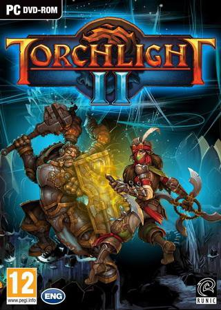 Torchlight 2 [v 1.25.5.2 + 1 DLC] (2012) RePack от Feni ... Скачать Торрент