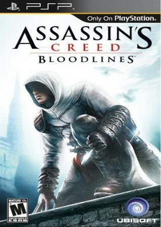 Assassins Creed: Bloodlines (2009) PSP Скачать Торрент