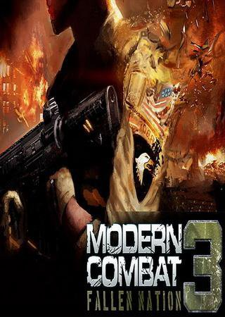 Modern Combat 3: Fallen Nation (2012) Android Скачать Торрент