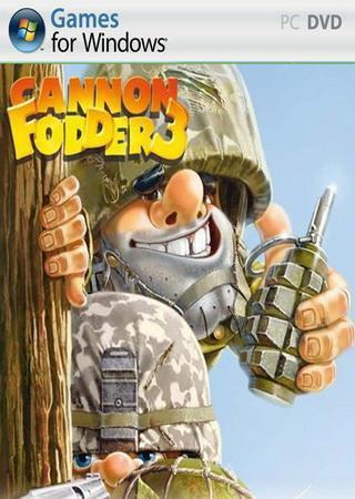 Cannon Fodder 3 (2011) Repack от Fenixx