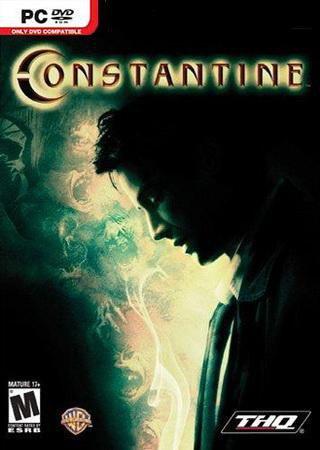 Constantine (2005) RePack by SeregA-Lus Скачать Торрент