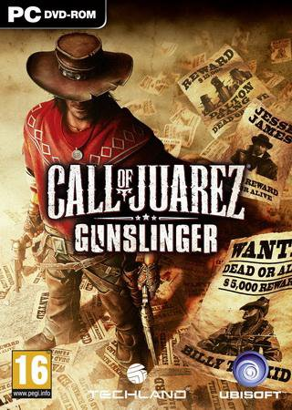 Call of Juarez: Gunslinger [v1.04] (2013) RePack от xatab Скачать Торрент