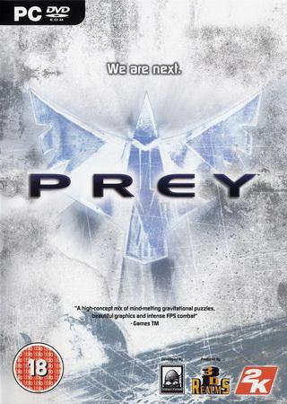 Prey (2006) RePack от R.G. Механики Скачать Торрент
