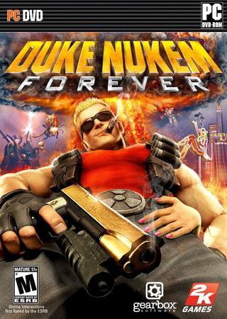 Duke Nukem Forever (2011) RePack от R.G. Механики Скачать Торрент