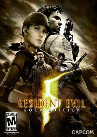 Resident Evil 5 Gold Edition [Update 1] (2015) RePack by SeregA-Lus Скачать Торрент