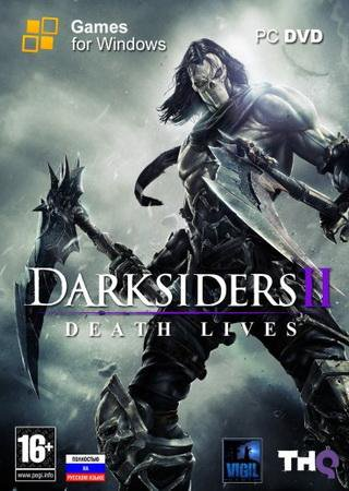 Darksiders 2: Death Lives (2012) RePack от R.G. Catalyst Скачать Торрент