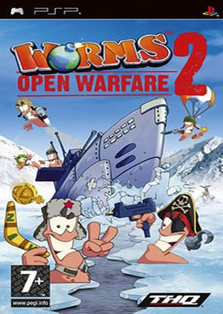 Worms: Open Warfare 2 (2007)