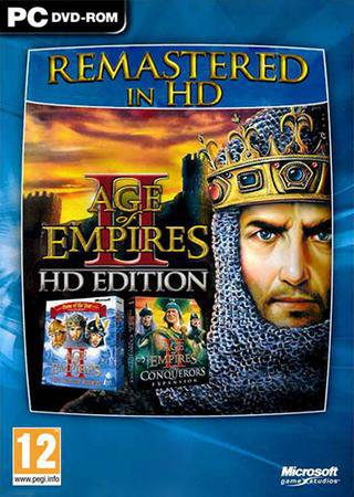 Age of Empires 2: HD Edition [v 2.5] (2013) Repack от F ... Скачать Торрент