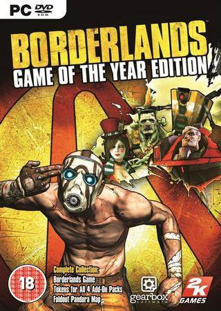 Borderlands: Game of the Year Edition (2010) RePack by  ... Скачать Торрент