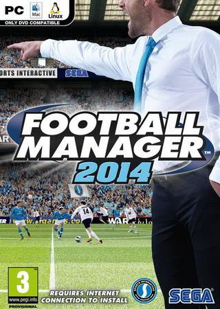 Football Manager 2014 (2013) RePack от SEYTER