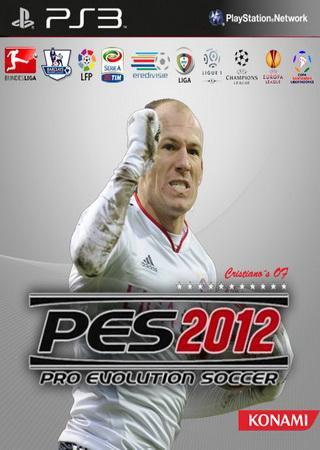 Pro Evolution Soccer 2012 (2011) PS3 Скачать Торрент