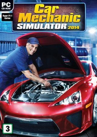 Car Mechanic Simulator 2014 [v 1.0.7.4] (2014) Repack от R.G. UPG Скачать Торрент