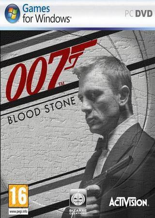 James Bond: Blood Stone (2010) RePack от MOP030B Скачать Торрент