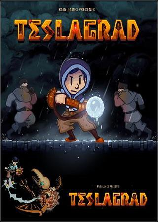 Teslagrad (2013) Steam-Rip от R.G. Origins