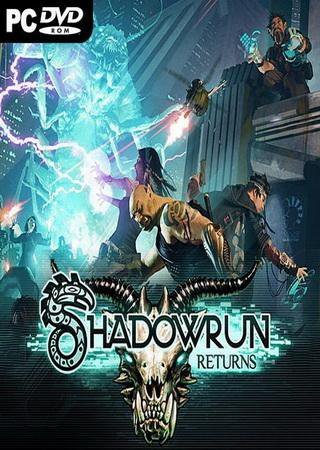 Shadowrun Returns - Deluxe Editon (2013) Steam-Rip от Let'sРlay Скачать Торрент