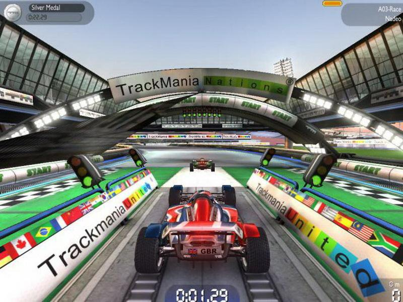 UNITED TÉLÉCHARGER FOREVER TRACKMANIA