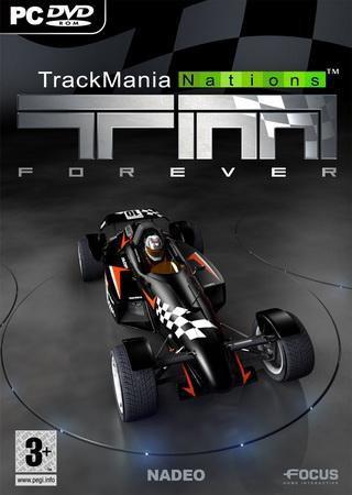 Trackmania nations forever (2008) Скачать Торрент